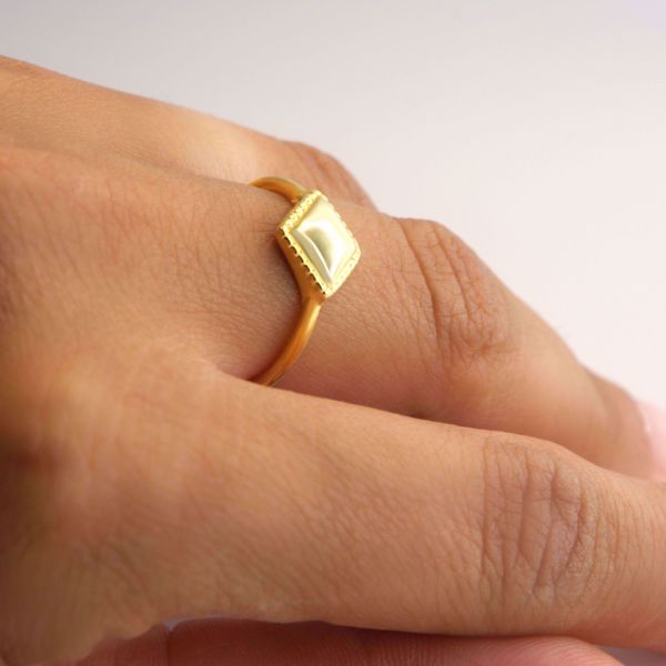 Picture of Rhombus ring