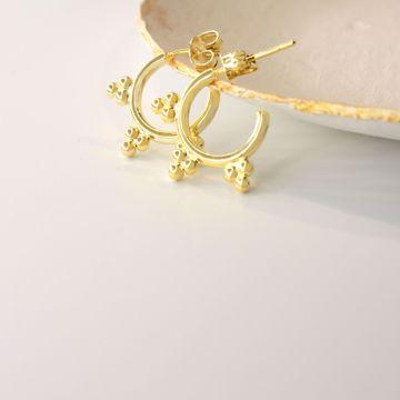 beads-indian-golden-hoops