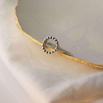 Imagem de Cicle silver ring