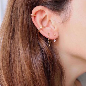 Picture of Carol ear cuff | golden