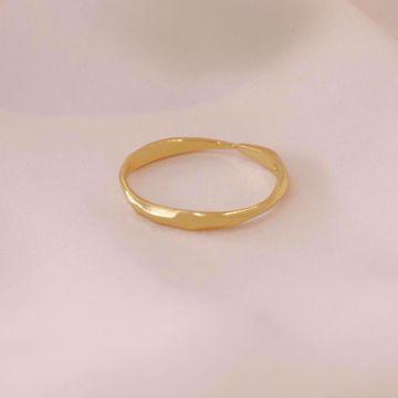 Imagem de Wind thin ring | golden