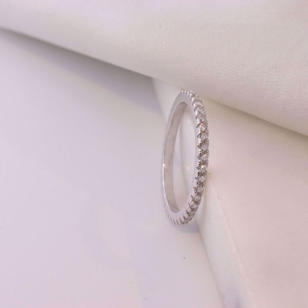 Picture of Shine minimal ring | silver
