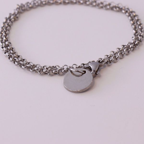 Picture of Coin bracelet | silver