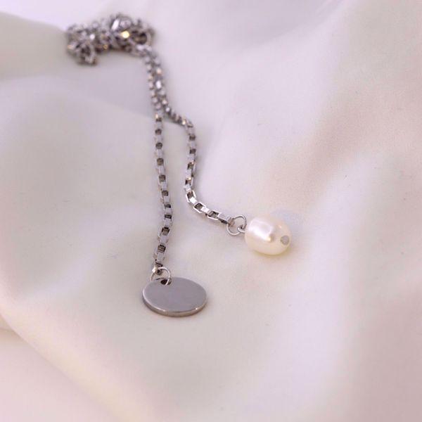 Imagem de Monikh necklace | Silver