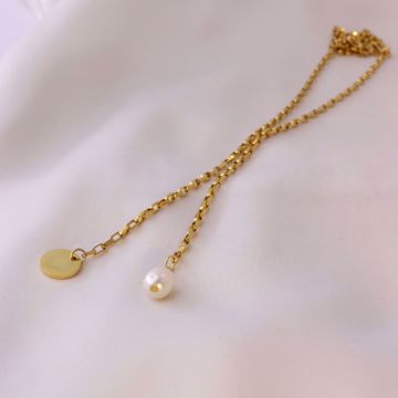 Imagem de Monikh necklace | Golden