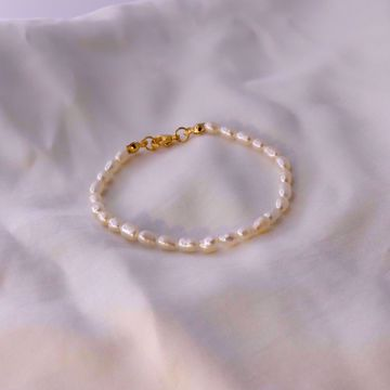 Picture of Gemma bracelet | golden