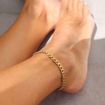 Imagem de Bold ankle bracelet