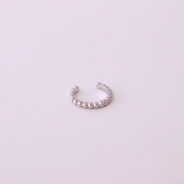 Picture of Beatriz ear cuff | silver