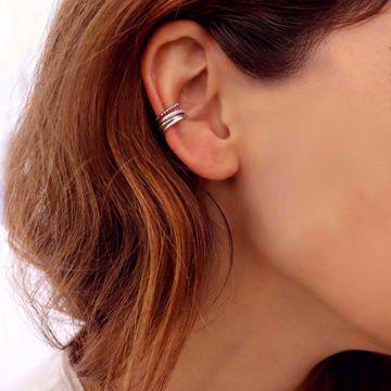 Imagem de BEATRIZ EAR CUFF | Silver