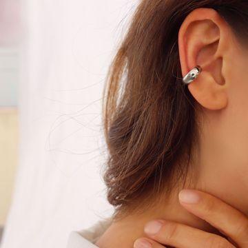 Imagem de BOLD EAR CUFF | SILVER