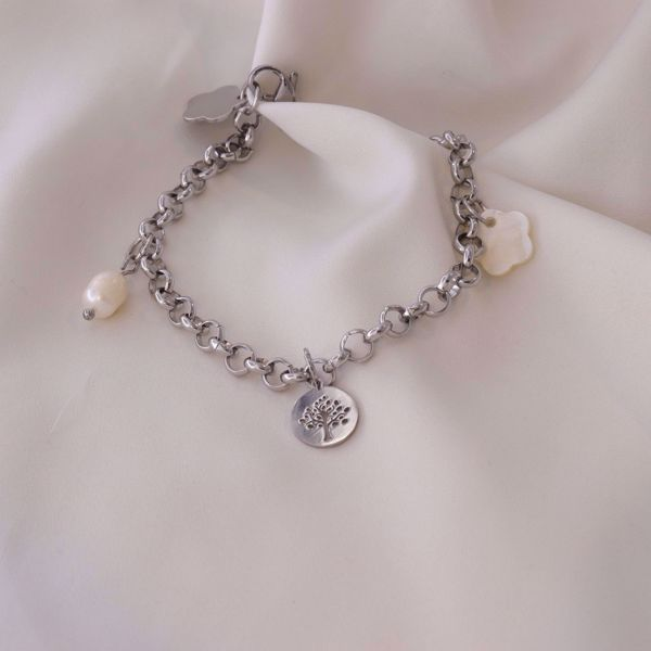 Picture of Charm bracelet tree | silver