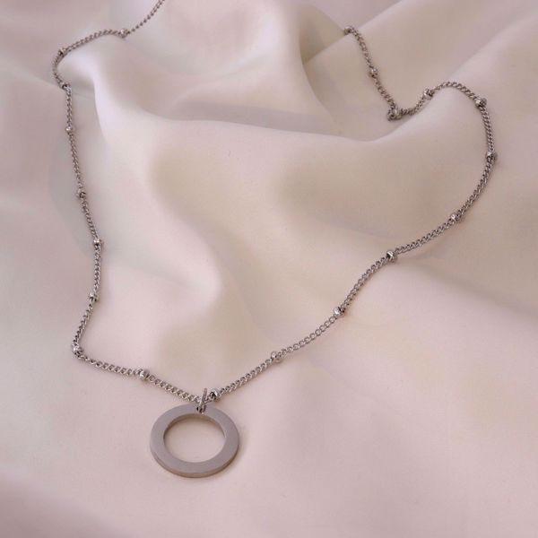 Imagem de Karma necklace | silver