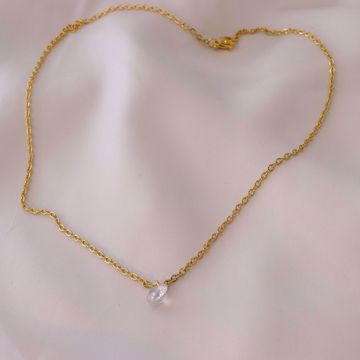 Picture of Shine necklace | golden