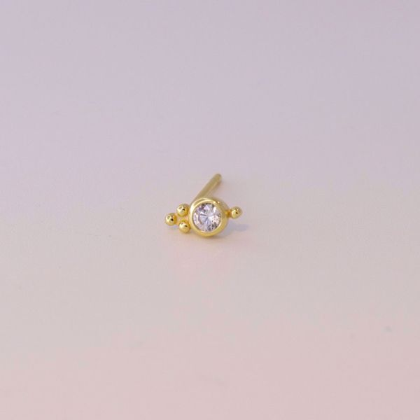 Imagem de Mia stud earring | golden