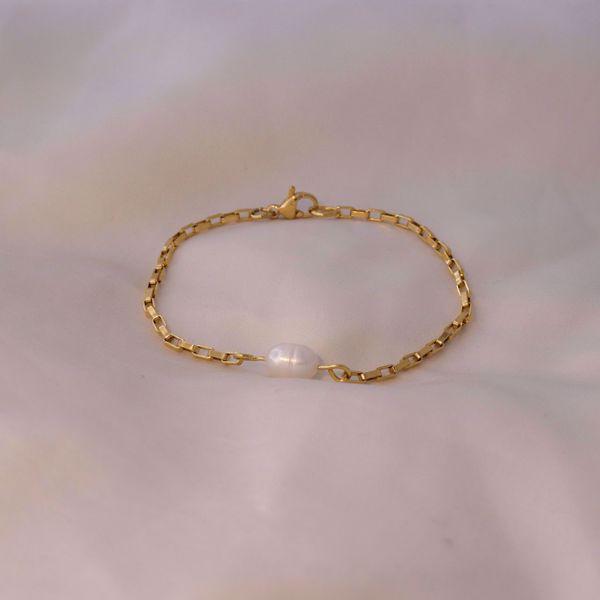 Picture of Phoebe bracelet | golden