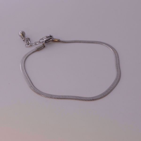 Picture of Snake ankle bracelet | silver