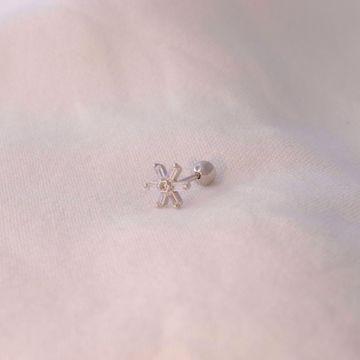 Imagem de Daisy piercing | silver