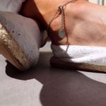 Picture of Coin ankle bracelet | silver