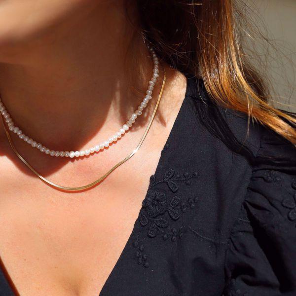 Imagem de Francisca necklace | golden