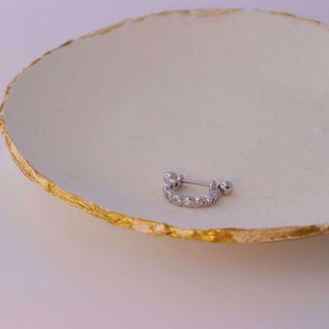 Imagem de Melissa conch piercing | silver
