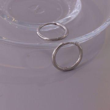 Imagem de Beatriz hoops L| silver