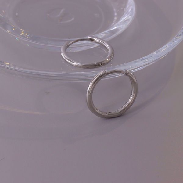 Picture of Beatriz hoops L| silver