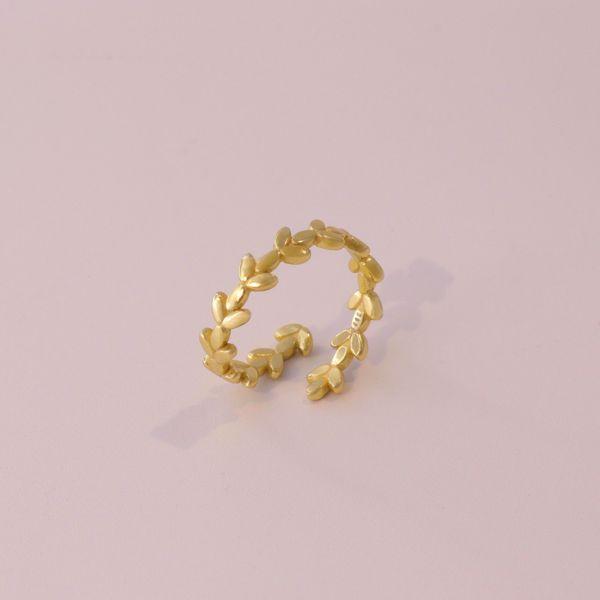 Imagem de Hera ring   golden